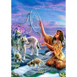 Puzzle  Bluebird-Puzzle-70134 Dream Catcher