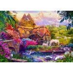 Puzzle  Bluebird-Puzzle-70146 Old Mill