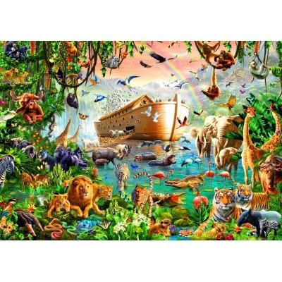 Puzzle Bluebird-Puzzle-70162 Noah's Ark