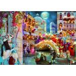 Puzzle  Bluebird-Puzzle-70163 Carnival Moon