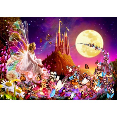 Puzzle  Bluebird-Puzzle-70177 Fairy Dreams