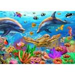 Puzzle  Bluebird-Puzzle-70189 Sealife