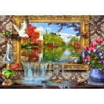 Puzzle  Bluebird-Puzzle-70191 Picture of Life