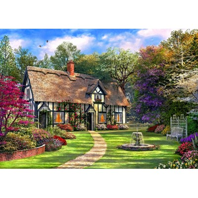 Puzzle Bluebird-Puzzle-70196 The Hideaway Cottage