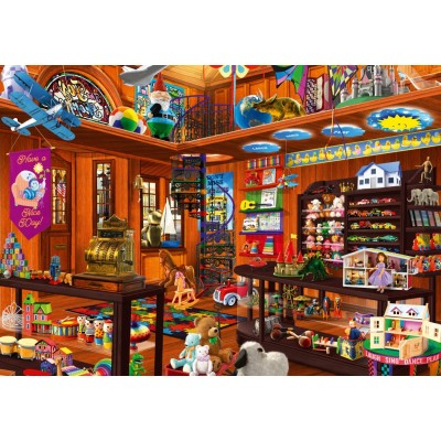 Puzzle  Bluebird-Puzzle-70227-P Toy Shoppe Hidden