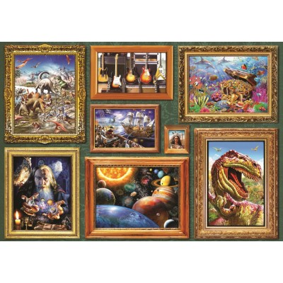 Puzzle  Bluebird-Puzzle-70230-P Boy's 8 Gallery