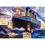 Puzzle  Bluebird-Puzzle-70231-P Titanic