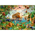 Puzzle  Bluebird-Puzzle-70243-P Noah's Ark