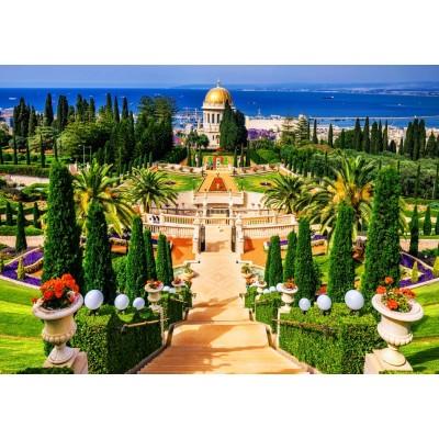 Puzzle  Bluebird-Puzzle-70265 Bahá'í gardens