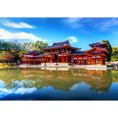 Puzzle Bluebird-Puzzle-70268 Byodo-In Temple