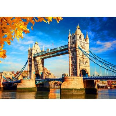 Puzzle  Bluebird-Puzzle-70270 Tower Bridge