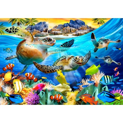 Puzzle  Bluebird-Puzzle-70292 Turtle Beach