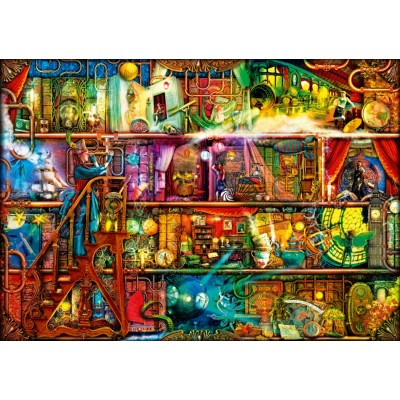 Puzzle Bluebird-Puzzle-70307-P The Fantastic Voyage