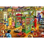 Puzzle  Bluebird-Puzzle-70324-P Toy Shop Interiors