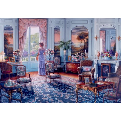 Puzzle  Bluebird-Puzzle-70335-P Romantic Reminiscence
