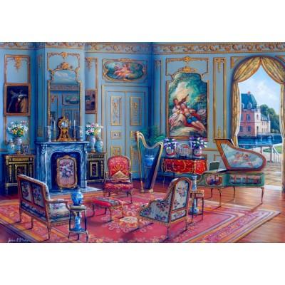Puzzle  Bluebird-Puzzle-70341-P The Music Room