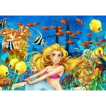 Puzzle  Bluebird-Puzzle-70347 Mermaid