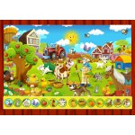 Puzzle  Bluebird-Puzzle-70349 Search and Find - The Toy Factory