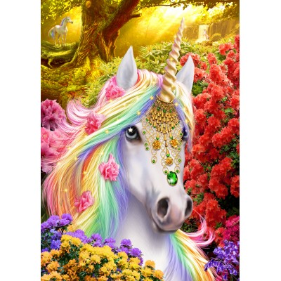 Puzzle  Bluebird-Puzzle-70381 Unicorn