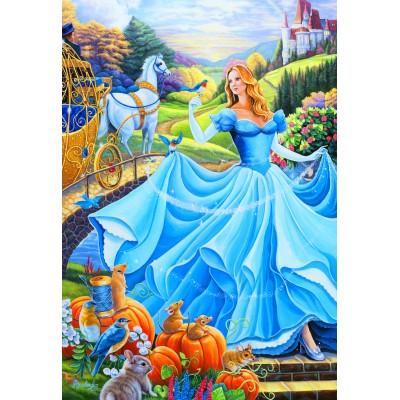 Puzzle  Bluebird-Puzzle-70389 Cinderella