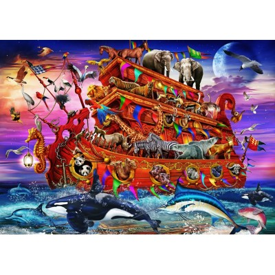 Puzzle  Bluebird-Puzzle-70399 The Ark