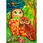 Puzzle  Bluebird-Puzzle-70414 Owls