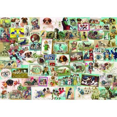 Puzzle  Bluebird-Puzzle-70469 Dogs