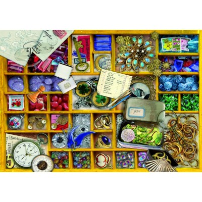 Puzzle  Bluebird-Puzzle-70483 Yellow Collection