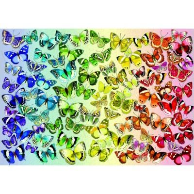 Puzzle  Bluebird-Puzzle-70485 Butterflies