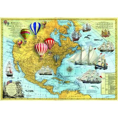 Puzzle  Bluebird-Puzzle-70486 North America