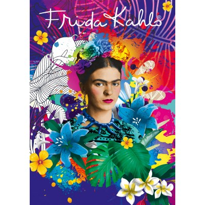 Puzzle  Bluebird-Puzzle-70491 Frida Kahlo