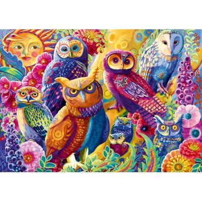 Puzzle Bluebird-Puzzle-70498-P Owl Autonomy