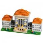 Brixies-58251 Nano 3D Puzzle - Nymphenburg (Level 3)