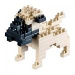 Brixies-58427 3D Nano Puzzle - Mops
