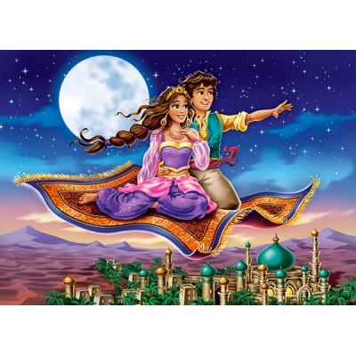 Puzzle  Castorland-018369 Aladdin