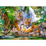 Puzzle  Castorland-030385 Tiger Falls