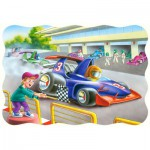 Puzzle  Castorland-03365 Formel 1