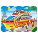 Puzzle  Castorland-03624 Paris, Frankreich