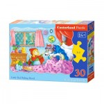 Puzzle  Castorland-03655 Rotkäppchen