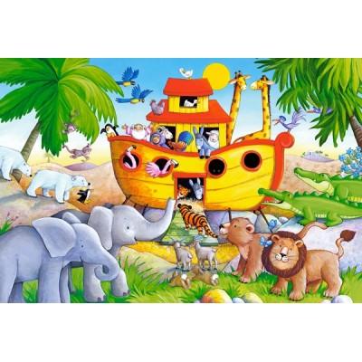 Puzzle  Castorland-040209 XXL Teile - Noah's Ark