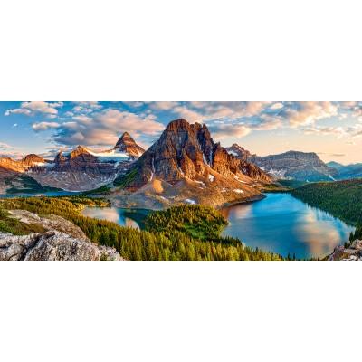 Puzzle  Castorland-060023 Assiniboine Sunset, Banff National Park, Kanada