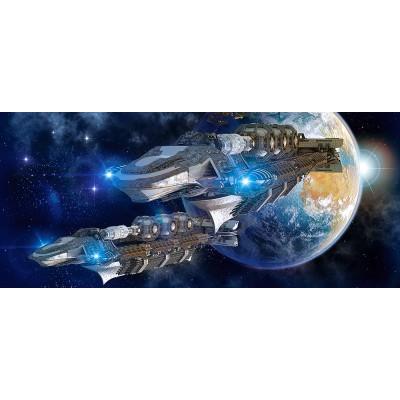 Puzzle  Castorland-060047 Space Exploration