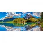 Puzzle  Castorland-060092 Emerald Lake, Kanada