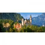 Puzzle  Castorland-060221 Neuschwanstein