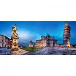 Puzzle  Castorland-060276 Pisa and Piazza dei Miracoli