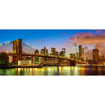 Puzzle  Castorland-060399 Brooklyn Bridge, New York