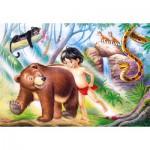 Puzzle  Castorland-06564 Das Dschungelbuch