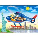 Puzzle  Castorland-066063 New York