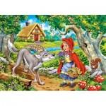 Puzzle  Castorland-066117 Rotkäppchen