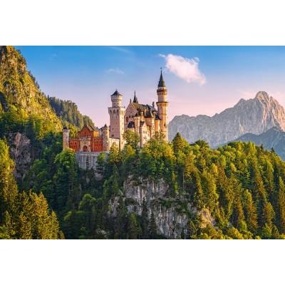 Puzzle  Castorland-103706 Neuschwanstein